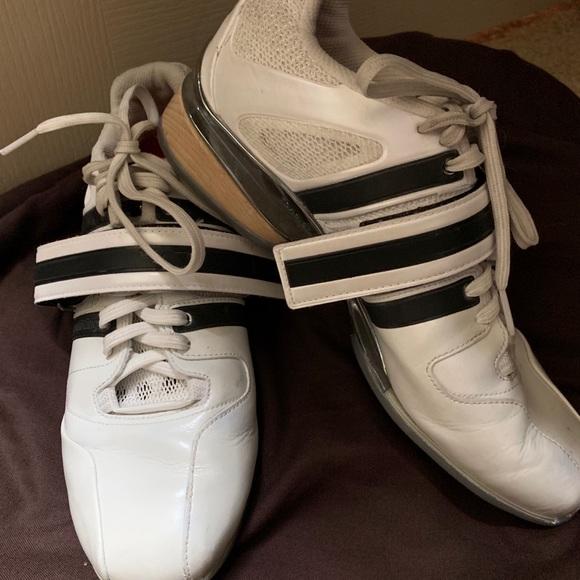 Men's Adidas Adistar Olympic weightlifting shoes